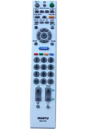 Sony Lcd-Led Uyumlu Tv Kumandası