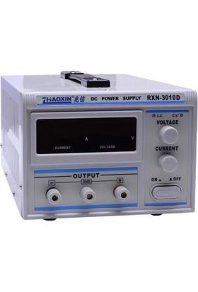 30V 10A Dc Güç Kaynağı Rxn-3010D