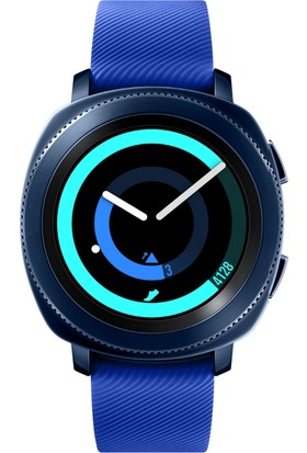 Samsung Gear Sport SM-R600NZBATUR (Android ve iPhone Uyumlu)