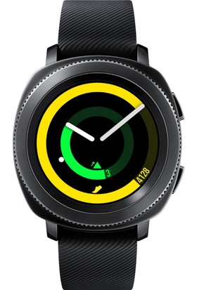Samsung Gear Sport SM-R600NZKATUR (Android ve iPhone Uyumlu)