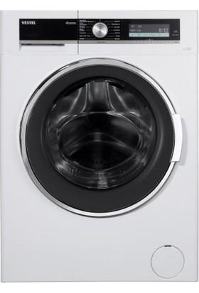 Vestel Akıllı 9614 TT A Enerji Sınıfı 9 Kg Yıkama 6 Kg Kurutma Kapasiteli 1400 Devir Çamaşır Makinesi