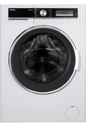 Vestel 9614 TT A 9 kg Yıkama / 6 kg Kurutma 1400 Devir Çamaşır Makinesi