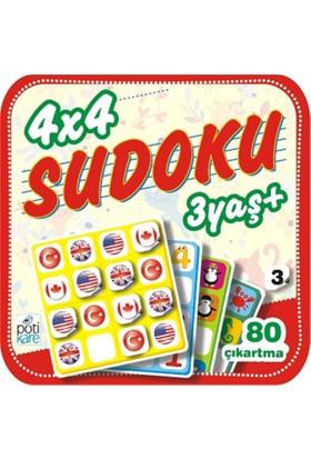 4X4 Sudoku (3)