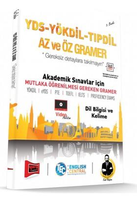 Yargı Yayınları Yds - Yökdil - Tıpdil Altın Seri Az Ve Öz Gramer 3. Baskı