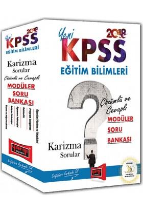 Yargı Yayınları 2018 Kpss Eğitim Bilimleri Çözümlü Ve Cevaplı Modüler Soru Bankası