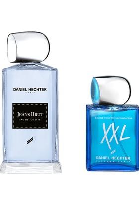 Daniel Hechter Collection Coutuer Jeans Brut Edt 100 Ml + Daniel Hechter Xxl Erkek Edt 50 Ml