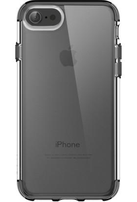 Anker SlimShell Apple iPhone 7 / 8 Koruyucu Silikon Kılıf Siyah