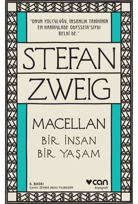 Macellan - Stefan Zweig