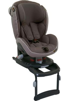 BeSafe iZi Comfort X3 9-18 kg İsofix Metallic Melange
