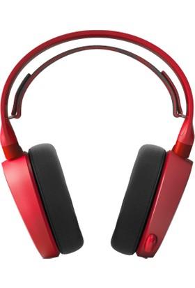 Steelseries Arctis 3 7.1 Surround Oyuncu Kulaklığı - Kırmızı