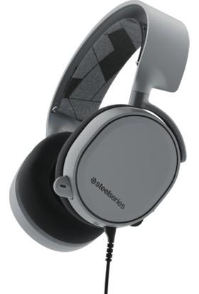 Steelseries Arctis 3 7.1 Surround Oyuncu Kulaklığı-Gri