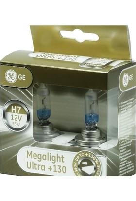 H7 General Megalight Ultra +130 Fazla Işık Ampul 58520XNU