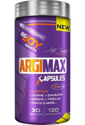 Bigjoy Argimax 120 Veggie Kapsül