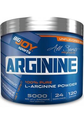 Bigjoy Arginine Powder 120 g