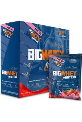 Bigjoy Bigwhey Çilek 68 Servis