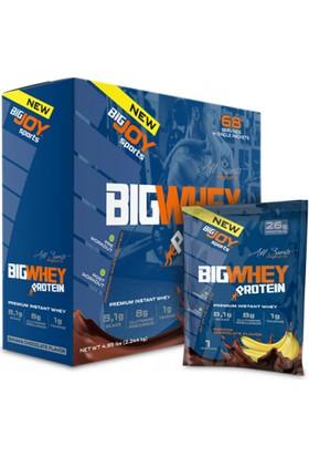 Bigjoy Bigwhey Çikolata & Muz 68 Servis