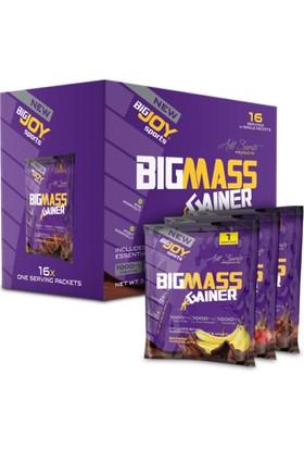 Bigjoy Bigmass Mix (Çikolata-Çikolata&Muz-Çikolata&Çilek) 16 Servis