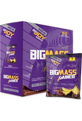 Bigjoy Bigmass Çikolata & Muz 50 Servis