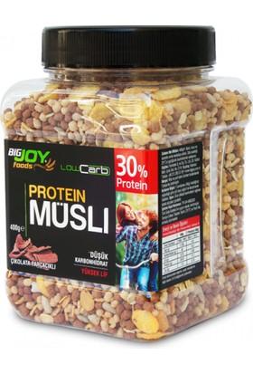 Bigjoy Protein Müsli Çikolata 400 g