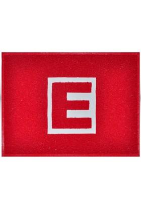 Eczane Logolu Kıvırcık Paspas 60cm x 90cm