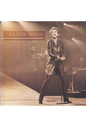 Celine Dion ‎– Live A Paris CD