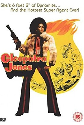 Cleopatra Jones DVD