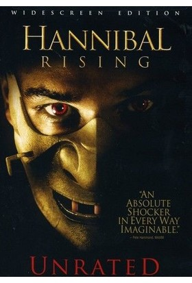 Hannibal Doğuyor (Hannibal Rising) DVD