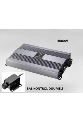 Diamond Da-408.4Ab 4 Kanallı Amplifikatör 4000 Watt