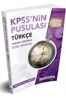 2018 Kpss Nin Pusulası Türkçe Tamamı Çözümlü Soru Bankası Doğru Tercih Yayınları
