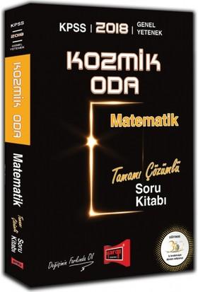 Yargı Yayınları 2018 Kpss Kozmik Oda Matematik Tamamı Çözümlü Soru Kitabı