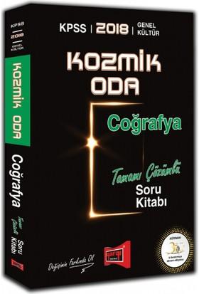 Yargı Yayınları 2018 Kpss Kozmik Oda Coğrafya Tamamı Çözümlü Soru Kitabı