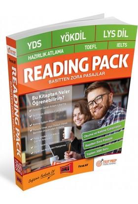 Yargı Yayınları Yds-Yökdil-Lys Dil-Hazırlık Atlama-Toefl-Ielts Reading Pack Basitten Zora Pasajlar