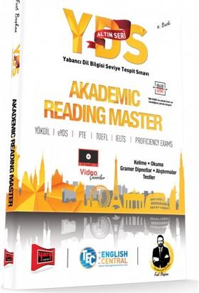 Yargı Yayınları Yds Altın Seri Akademic Reading Master 6. Baskı