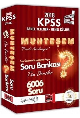 Yargı 2018 Kpss Genel Yetenek Genel Kültür Muhteşem Tüm Dersler Soru Bankası