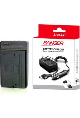 Sanger JVC BN-V107 Şarz Cihazı Sanger