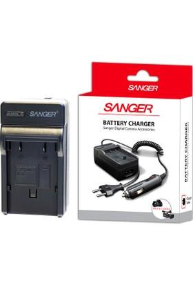 Sanger JVC BN-V707 Şarz Cihazı Sanger