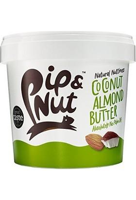 Pip&Nut Natural Coconut Almond Butter Şekersiz Badem Ezmesi 1 KG