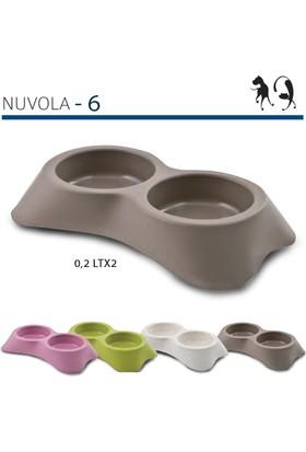 Mp Bergamo Mama/Su Kabı Nuvola İkili 6 - 2 X 0,2L