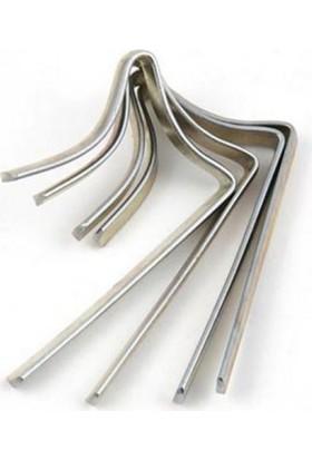 Modatools Masa Mandalı Metal Poşetli 4604