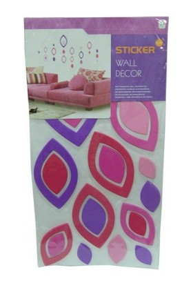 Modatools Duvar Sticker 8544
