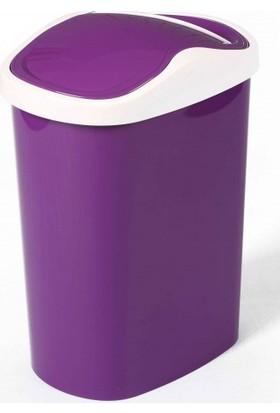 Modatools İtmeli Çöp Mor 8349