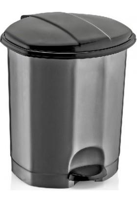Modatools Dünya Pedallı Çöp Kovası 5 Lt. 12719