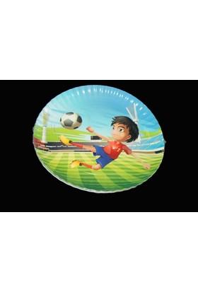 Modatools Karton Tabak 23 Cm 6 Lı Futbol 11998
