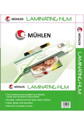 Mühlen A6 Laminasyon Filmi 100 Micron 1 Paket 100 Adet