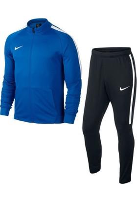 Nike Dry Squad17 Knit Track Suit Erkek Mavi Eşofman Takımı 832325