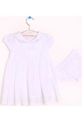 For My Baby Fırfırlı Elbise Külotlü