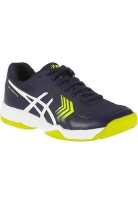 Asics Dedıcate 5 Mavi Erkek Tenis Ayakkabısı