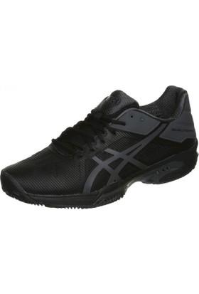 Asics Gel Solutıon Speed 3 Siyah Tenis Ayakkabısı