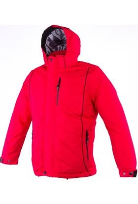 Exuma 261103 Erkek Kırmızı Kayak Montu
