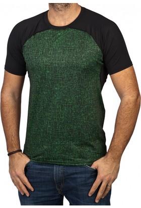 Exuma 141245 Erkek Yeşil T-Shırt